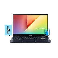 """ASUS VivoBook Flip 14 Gaming and Entertainment Laptop-2-in-1 (AMD Ryzen 7 4700U 8-Core, 20GB RAM, 2TB m.2 SATA SSD, AMD Radeon Graphics, 14.0"""" Touch Full HD (1920x1080), Win 10 Home) with Hub"""