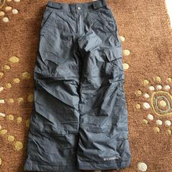 Columbia Bottoms | Kids Columbia Snowboard Ski Pants Szs Outgrown | Color: Gray | Size: S
