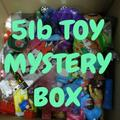 Disney Toys   5lb Toy Mystery Box   Color: Blue/Pink   Size: Various