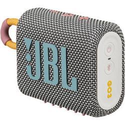 JBL Go 3 Portable Bluetooth Speaker (Gray) JBLGO3GRYAM