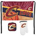 """""""WinCraft Cleveland Cavaliers Deluxe BBQ Set"""""""