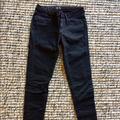 Levi's Jeans   Levis Black Denim Skinny Jeans Size 25   Color: Black   Size: 25