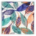"Robin Ann Meyer Bina Botanical 20"" Cotton Napkin Set Of 4 in, Multi in, Set of 4 Napkins Cotton in Blue/Gray/Green | Wayfair TT004_Set"