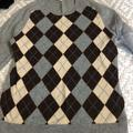 J. Crew Sweaters   3 Sweaters For $30. J Crew Argyle Sweater   Color: Gray   Size: S