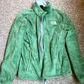 The North Face Jackets & Coats | North Face Fur Jacket | Color: Green | Size: M
