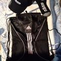 Adidas Accessories   Adidas Assesories   Color: Black/White   Size: Os
