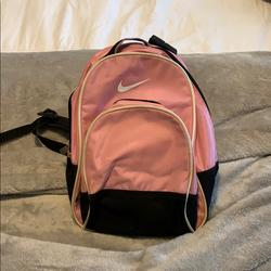 Nike Bags   Nike 2003 Pink Small Backpack   Color: Black/Pink   Size: Os