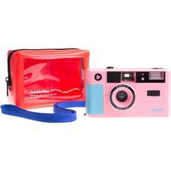 dubble film SHOW 35mm Reusable Camera (Pink) DFCS02