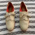 Coach Shoes | Coach Loafer Shoes | Color: Cream/Pink | Size: 9