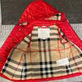 Burberry Jackets & Coats | Burberry Jacket | Color: Red | Size: 18-24mb
