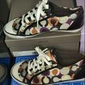 Coach Shoes | Coach Barrett Lace Sneakers | Color: Brown | Size: 8