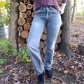 Levi's Jeans | Levi'S 514 Slim Straight Jeans | Color: Gray | Size: 26