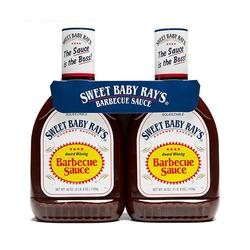 Sweet Baby Rays Barbecue Sauce - 40-Oz. Sweet Baby Ray's BBQ Sauce - Set of 2