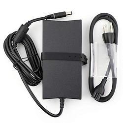 New 130W Ac Charger for Dell XPS M1210 M1330 M140 M1530 M1710 14 L401X 15 L501X 15 L502x 17 L701X 17 L702X 17 M170 LA130PM121 DA130PE1-00 130W Laptop Power Supply Adapter Cord
