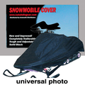 UNIVERSAL SNOWMOBILE COVER LARGE