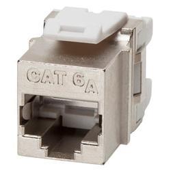 Allen Tel Products AT10G-SH-EZ 10GB CAT 6A SHIELDED JACK MODULE