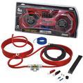 Stinger® Sk4641 4000 Series & Signal Wiring Kit (4 Gauge)