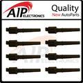 Set of 8 Brand New Ignition Coil Packs / Pencil / Coil on Plug FORD 5.4L 4.6L V8 Complete Oem Fit C512 x 8