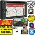 99 00 01 02 SILVERADO SIERRA NAVIGATION BLUETOOTH USB AUX CAR STEREO RADIO