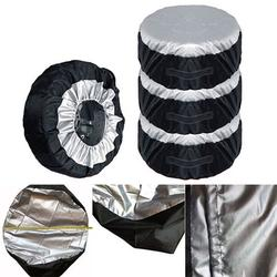Cover Case Car Spare Tire Cover Storage Bags Carry Tote For Car Wheel Protection Covers;Car Spare Tire Cover Storage Bags Carry Tote For Car Wheel Protection Cover