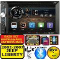 2004-2010 PT CRUISER-DURANGO-GRAND CHEROKEE CD/DVD BLUETOOTH USB CAR STEREO