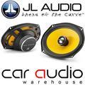"""jl audio c1-690x 6"""" x 9"""" 2-way coaxial car audio speakers"""