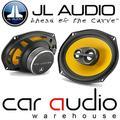 """jl audio c1-690tx 6"""" x 9"""" 3-way coaxial car audio speakers"""