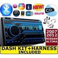 07 08 09 10 11 12 CD BT BLUETOOTH Car Stereo Radio double din