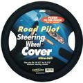 Custom Accessories 38550 Road Pilot Black Ultra Soft Steering Wheel Cover