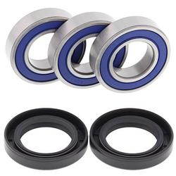 All Balls Racing Wheel Bearing Kit 25-1593 For Talon Hub Bearing and seal kit