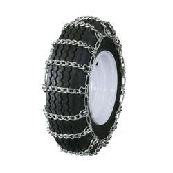 Grizzlar GTU-212 Garden Tractor 2 link Ladder Style Alloy Tire Chains 10/10.5-2.75, 10-2.75, 10.5-2.75, 10-2.75, 10.5-2.75