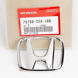 Genuine OEM Honda S2000 Front Emblem 2002-2009, 75700-S2A-J00