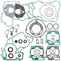 Winderosa Gasket Kit With Oil Seals Compatible With/Replacement For KTM 200 EGS 1998 1999, 200 EXC 1998 1999 2000 2001 2002, 200 MXC 1998 1999 2000 2001 2002, 200 SX 2000 2001 2002
