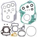 New Winderosa Gasket Kit With Oil Seals for Honda CRF 70 F 04 05 06 07 08 09 10 11 12 2004 2005 2006 2007 2008 2009 2010 2011 2012, CT 70 Trail 94 1994, XR 70 R 1997 1998 1999 2000 2001 2002 2003