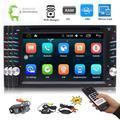 EinCar 2 Din Android 6.0 Car GPS Navigation Autoradio Bluetooth Car Stereo Head Unit 6.2 inch Car DVD Player 1080P Video FM/AM/RDS Radio MirrorLink Wifi USB/SD Car Audio AUX IN Optional OBD2/DVR+ Wi