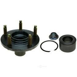 Axle Bearing and Hub Assembly Repair Kit