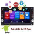 EINCAR 6.2 Inch Android 10.0 HD Quad Core Car Stereo 2 Din Radio Bluetooth Car DVD Player GPS Navigation in Dash Auto Radio Bluetooth/USB/WiFi/Mirrorlink Capacitive Touchscreen 1080P Head Unit