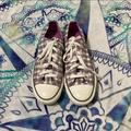 Converse Shoes | Chuck Taylor All Star Oxfords | Color: Gray/Purple | Size: 6