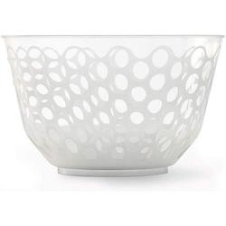 """Alcas 13.53-Ounce Clear""""Scoop"""" Plastic Ice Cream Cup 4.17 Inch x 4.17 Inch x 2.56 Inch High - Pack of 40"""