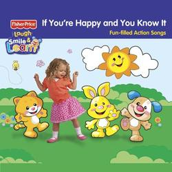 Fisher-Price Laugh, Smile and Learn If You're Happy and You Know it CD Set