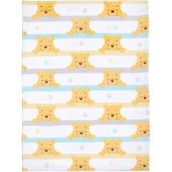 Disney Pooh Together Forever Fleece Blanket