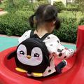 FAGINEY Baby Safety Harness Backpack,Cute Cartoon Penguin Baby Safety Harness Backpack Toddler Anti-lost Bag Children Schoolbag, Toddler Anti-lost Bag
