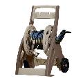 """Suncast CPLJNF175BD 175' Resin Garden Reel Wheeled Cart for 5/8"""" Vinyl Hose"""