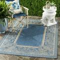 Safavieh Courtyard Cooper Floral Indoor/Outdoor Area Rug or Runner