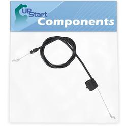532183281 Zone Safety Control Cable Replacement for Husqvarna ROTARY LAWN MOWER (96114000404) (2006-11) Lawn Mower: Consumer Walk Behind - Compatible with 183281 Cable