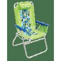 Margaritaville Big Shot Beach Chair, Lime, Adjustable Lounge Chair