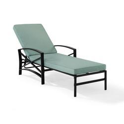 Crosley Kaplan Chaise Lounge