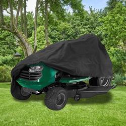 Mgaxyff 55 Lawn Mower Guard Shovel Dust Cover Tractor Sunscreen Cover, Tractor Cover Lawn Mower Cover