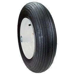 8in. Wheelbarrow Wheel Assembly