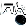 Mintcraft BOX-6PMB-OR Wheelbarrow Parts With Block Tire, 6 cu.ft.